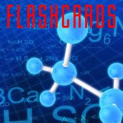 Chemistry Flashcards.  Over 300 general chemistry flashcards for college chemistry, high school chemistry, MCAT preparation or AP exams.
