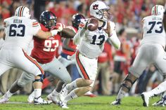 How to Watch and Preview Auburn vs Georgia and Afternoon Open Thread