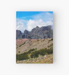 Notizbücher - für denkwürdige Ereignisse - Motiv:  Bergwandern auf Madeira Desktop Screenshot, Accessories, Art, Wood, Hill Walking, Notebook, Island, Art Background, Kunst