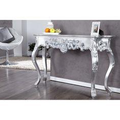 VENICE konzolasztal - ezüst 110/35 115,500 Ft