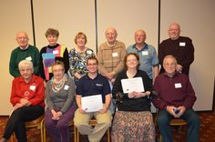 Royal Credit Union's 2013 Lifetime Member Status Volunteers - Congratulations!