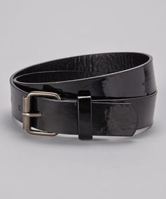 Take a look at this Black Belt by Delightfully Preppy Kids on #zulily today!