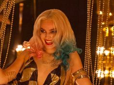 Harley Quinn & The Joker's Tattoos In 'Suicide Squad' Ranked By Easter Egg Importance Arlequina Margot Robbie, Margot Robbie Harley Quinn, Joker Und Harley Quinn, Harley Quinn Cosplay, Jared Leto, Harey Quinn, Justice League Wonder Woman, Cosplay Anime, Mode Vintage