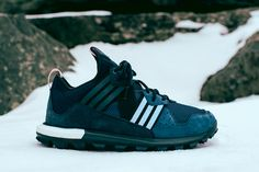 """KITH x adidas Consortium """"Apen"""" Pack: UltraBOOST Mid & Response Trail BOOST"""