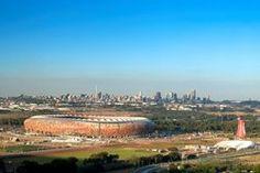 Soccer City Stadium, Johannesburg, 2010 - Populous, Boogertman Urban Edge and Partners
