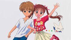 Akito and Sana Kodocha