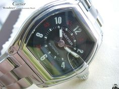 Cartier Roadster - Vegas Dial - WILD CARD (or push gift - preferably I would like someone else to buy this for me)