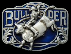 BULL RIDER WESTERN BELT BUCKLES COWBOYS COWGIRLS  RODEO BULLS RIDERS COOL WESTERNS BUCKLE Rodeo Belt Buckles, Cool Belt Buckles, Cowboys Cap, Rodeo Cowboys, Cowgirl Bling, Cowboy And Cowgirl, Cowboy Ranch, Rodeo Girls, Bull Riders