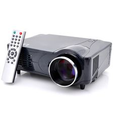 Coper D9HB LED Home Multimedia Projector 1080P HD HDMI USB Video. D9HB LED Home Multimedia Projector. Aspect Ratio: 4: 3 / 16: 9 (16:9 at AV, S-VIDEO Inputs). Lens Adjustment: Manual. Built-in Speaker: 2W Audio Output. Picture Rotation: H/V.