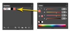 10 Essential Tips for Working With Color Swatches in Illustrator