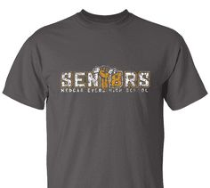 High School Impressions search SEN-083-W; 2018 Distressed, Empowerment, Graduation, High School Senior T-Shirts- Create your own design for t-shirts, hoodies, sweatshirts. Choose your Text, Ink and Garment Colors.