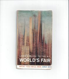 1964 Vintage New York World's Fair Guide by Look, Magazine Insert Booklet, Vintage World's Fair, 1964 Ephemera, Vintage Advertising by VictorianWardrobe on Etsy