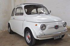 "FIAT - 500 Giannini ""590GT"" - 1968"