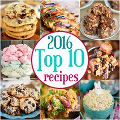 ten most popular recipes from Mom On Timeout in A fabulous collection of both sweet and savory! Hope you try them all! // Mom On Timeout Top Recipes, Copycat Recipes, Fall Recipes, Real Food Recipes, Cooking Recipes, Yummy Food, Healthy Recipes, Most Popular Recipes, Favorite Recipes