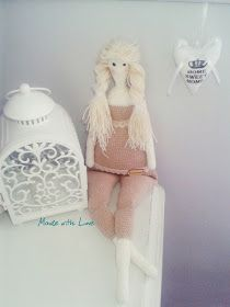 Tilda, doll, lalka