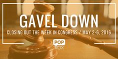 Each week our team of legislative nerds compiles key legislative moments of the week  /  Catch up now!