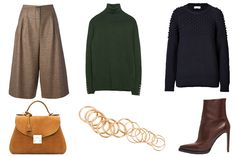 Culottes: 7 Ways to Wear This Season's It Pants - How To Style Culottes - Elle