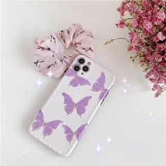 Cute Ipod Cases, Pretty Iphone Cases, Case Studio, Iphone Pro, Birthday Quotes For Best Friend, Purple Butterfly, Iphone Accessories, Cute Gifts, Protective Cases