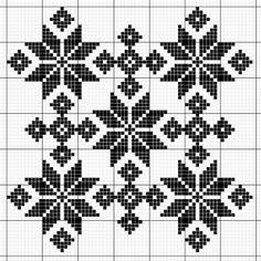 Another nice festive-looking pattern Biscornu Cross Stitch, Cross Stitch Borders, Cross Stitch Designs, Cross Stitching, Cross Stitch Patterns, Blackwork Embroidery, Diy Embroidery, Cross Stitch Embroidery, Embroidery Patterns