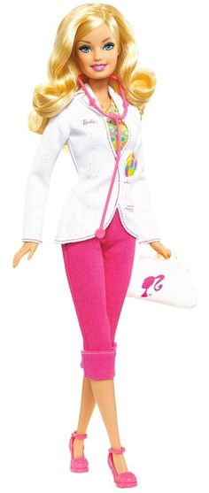 Barbie I Can Be Kid Doctor