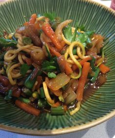 Spicy Indo-chinese Noodles