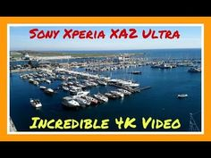 Sony Xperia XA2 Ultra 4K Camera Video Test with Sample Pictures