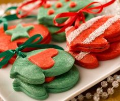 5023 Creations: Curse You Christmas Cookie