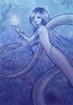 + Aquarius + by Akimoto-san on DeviantArt