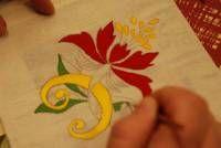 Malování na textil Plastic Cutting Board