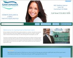 Carmichael Dentist: Dr. John Santamaria offers cosmetic smile improvements in a very comfortable office. He takes time to answer all of your questions in an informative manner and works with you and your budget ensuring optimal dental care.