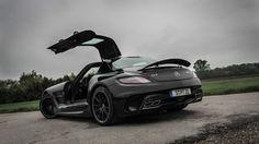 Mercedes-Benz SLS AMG Black Edition - http://passiondriving.de/2014/05/14/631-ps-keine-gnade-mercedes-benz-sls-amg-black-series-fahrbericht-test/