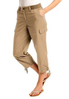 Capri, Capri pants and Pants on Pinterest