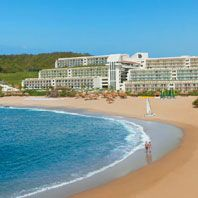 Apple Vacation to Secrets Huatulco Resort and Spa---  vacation to consider- adults only all inclusive.