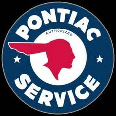 "Pontiac Service sign with Indian Logo, ""We are really excited,"" said Joe Diaz of Diaz Sign Art, as he presented the new logo to ... gone from the logo. Chief Pontiac would ... logo indian indians, Price 9.99"