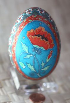 I'm busily getting ready for the Armadillo Christmas Bazaar , which starts next Wednesday. I have to be ready to load in by Monday, so . Easter Monday, Christian Holidays, Easter Egg Designs, Ukrainian Easter Eggs, Incredible Edibles, Ancient Symbols, Egg Decorating, Poppies, Armadillo