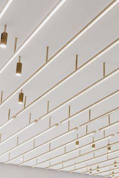 Jil Sander Berlin Store by Andrea Tognon Architecture.