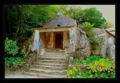 Capuchos Convent III   -      Convento de Santa Cruz da Serra de Sintra, também conhecido por Convento dos Capuchos ou ''Convento da Cortiça'' - Sintra - Portugal    by FilipaGrilo