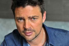 """""""The man who plays Bones on the new Star Trek """" (Karl Urban) 