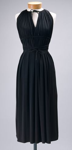 Claire McCardell: Dress, 1950
