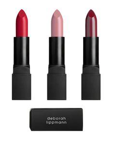 Deborah Lippmann's lovely new shades