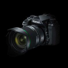 Pentax reveals their first full-frame DSLR.