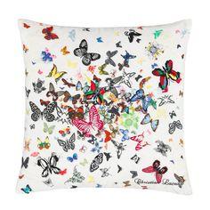 christian lacroix designer/images | Christian Lacroix, Butterfly Parade Opalin Kissen - Christian Lacroix ...