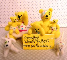 Saying goodbye Teddy Bears, Toys, How To Make, Animals, Activity Toys, Animales, Animaux, Clearance Toys, Animal