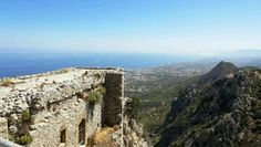 St Hilarion castle, Northern Cyprus