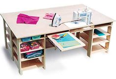 fabric cutting table - Google Search
