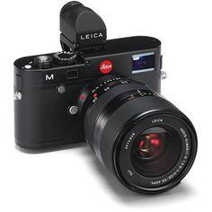 Leica M Digital Rangefinder Camera! Silver