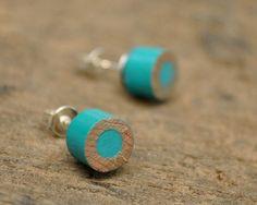 DIY : recycler ses crayons de couleur en boucles d'oreilles