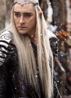 "I got Thranduil! Which Male ""Lord Of The Rings"" Character Would Fall In Love With You?"