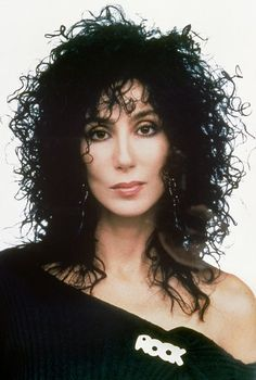 Moonstruck - Cher So beautiful in this movie