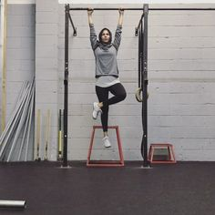 Meet Zehra Allibhai, the Hijabi Mom Poised to Become a Fitness Star